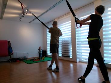 Trainieren und Spielen