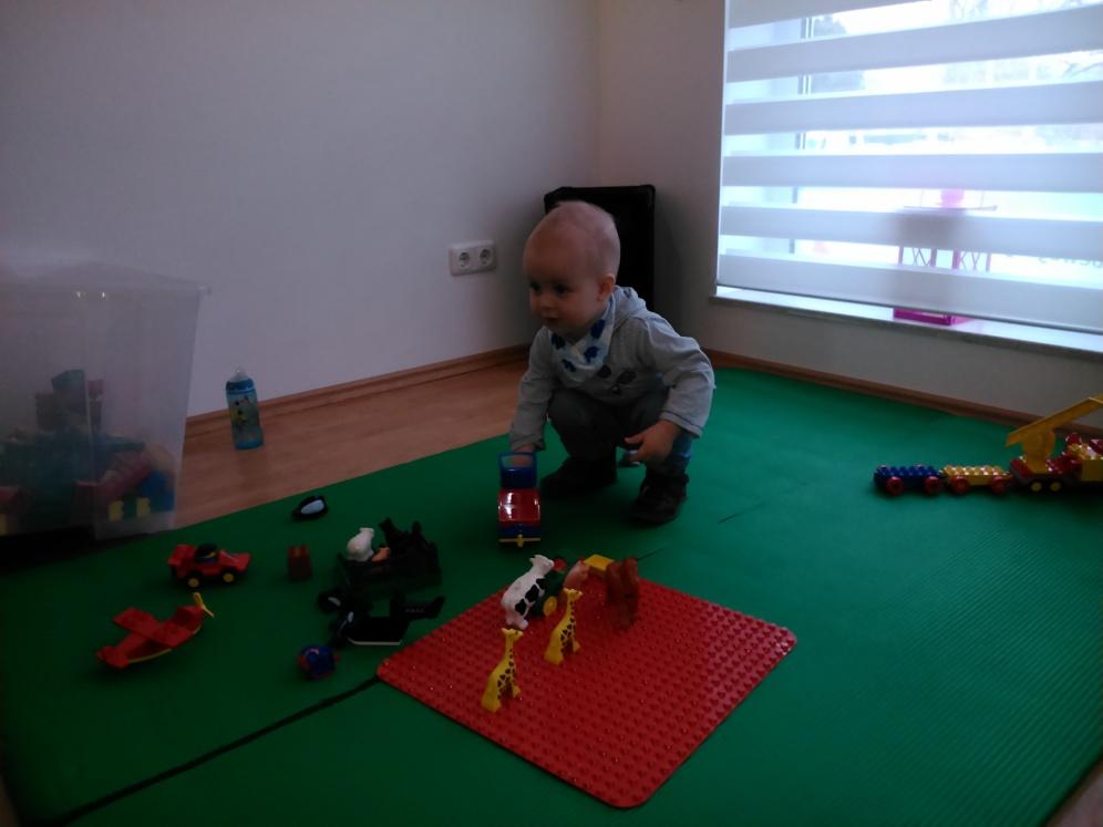 Beim Spielen